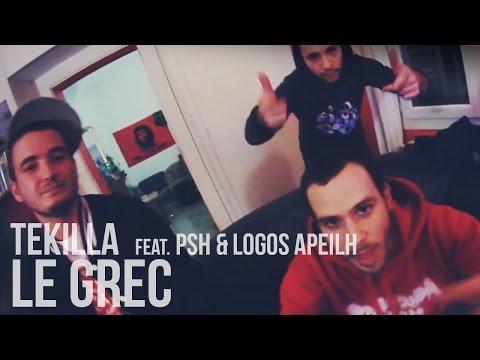 Logos Apeilh x Psh x Tekilla - Le Grec