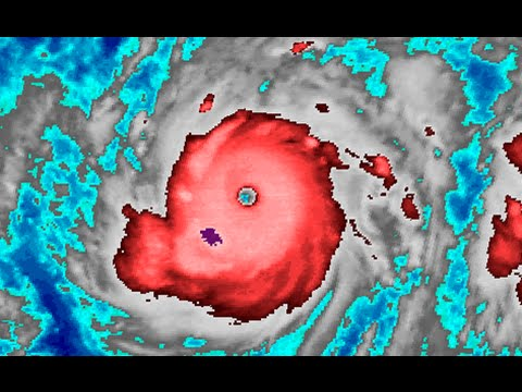 Genevieve a Category 5 Super Typhoon - Update (August 8, 2014)