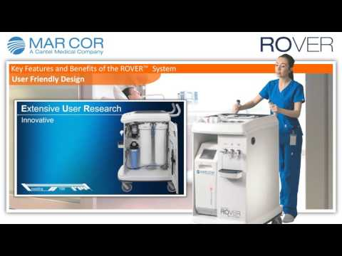 ROVER™ Dialysis Water Transport System