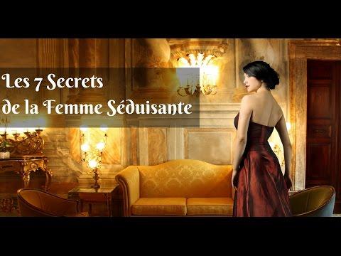 Les 7 Secrets de la femme séduisante