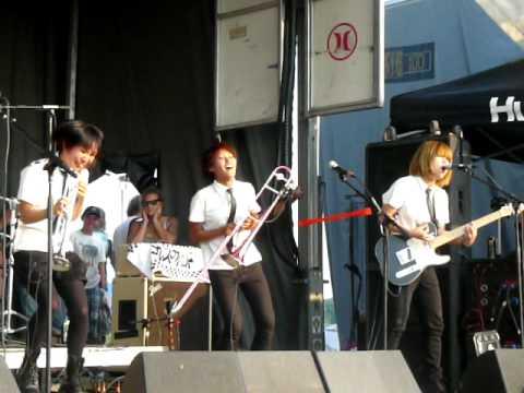 ORESKABAND @ Warped Tour 2008 - Pinocchio