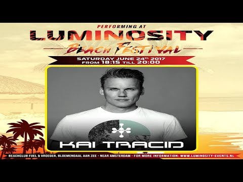 Kai Tracid Live @ Luminosity Beach Festival | 24-06-2017 (10 Year Anniversary)