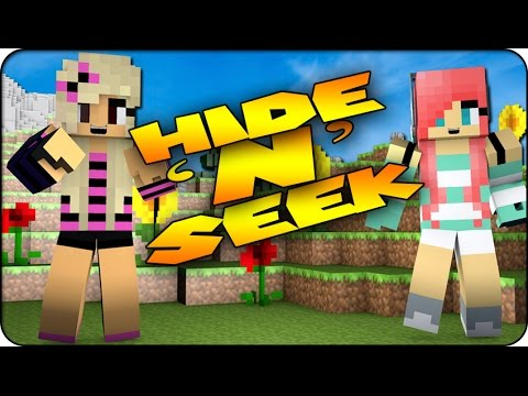 Minecraft Mods – MORPH MOD HIDE AND SEEK – GIRLFRIENDS! ( Modded Minigame)