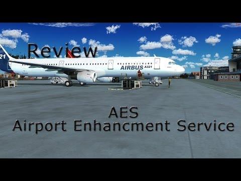 Aerosoft Airport Enhancment Service [AES] Review