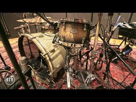 BILLY TALENT - BTV Episode 6: Recording Studio Setup