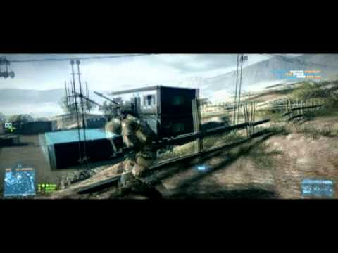 Battlefield 3 - regular epic knife fragmovie