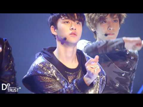 [HD]120502 Arirang-TV Simply K-pop D.O. fancam [MAMA pre-recording] Music Videos