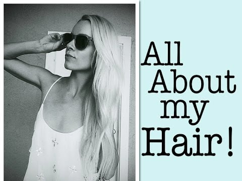Lavish Lengths Halo Hair Extensions How-To & Review!