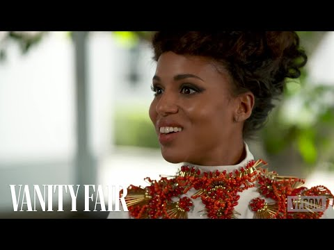 Kerry Washington on Politics - Vanity Fair - The Hollywood Issue
