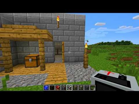 Estruturas instantâneas (Instants Structures) 1.5.2 - Minecraft Mod