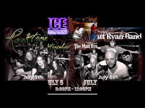 2013 Dice Rooftop Fireworks Concert