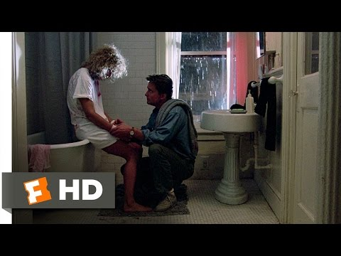 Fatal Attraction (3/8) Movie CLIP - Bloody Farewell (1987) HD