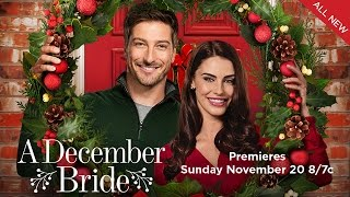 Preview - A December Bride - Starring Daniel Lissing and Jessica Lowndes - Hallmark Channel