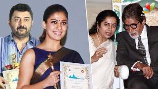 Suhasini Reveals Amitabh Bachchan, Why Nayantara Deserves This Award