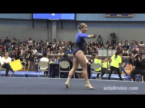 UCLA Gymnastics Insights before the Chicago Style