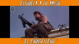 """Tu amigo el """"Crossfitero"""""""