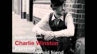 Charlie Winston, 9 Yr Old Friend