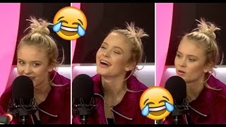 Zara Larsson Reveals All In The PopBuzz Confession Booth