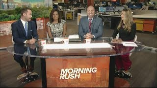 Morning Rush anchors react to Tyler Perry committing to staying in Georgia