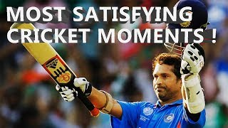Download Most Satisfying Cricket Moments - Best Batting, Bowling and Fielding Moments 3Gp Mp4