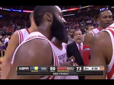James Harden: Easy F**kin Points!