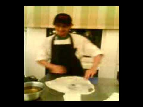 Ari the roti canai maker