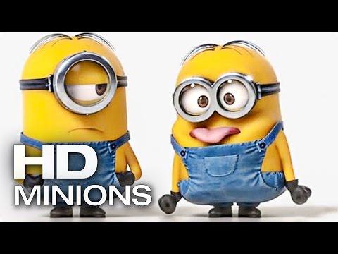 MINIONS - Stuart & Dave Teaser Trailer (2015)