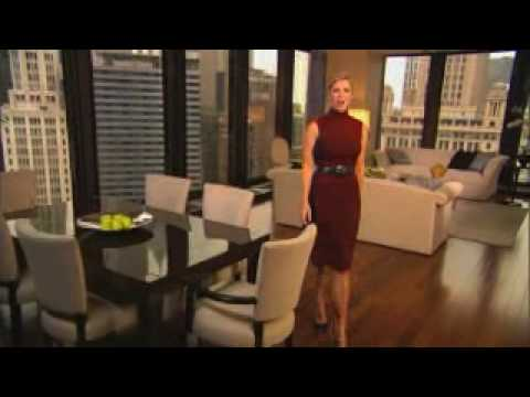 Trump Int'l Hotel & Tower Chicago Tour with Ivanka Trump ...