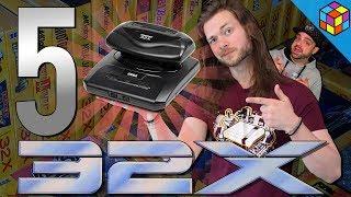 5 SEGA 32X Games You Should Emulate | LaunchBox feat. RGT 85