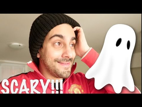 VLOG #40 - *JINN* IN MY HOUSE ?!?!? * extreme scare *