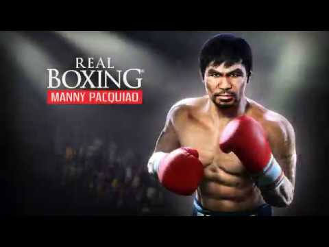 Real Boxing Manny Pacquiao APK Cover