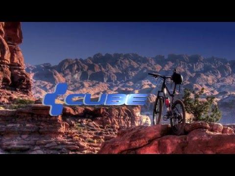 Riding my Cube AMS 100 HPC 29. Spring MTB ride 17-03-2016
