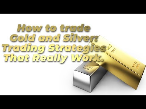 Gold trading strategy now