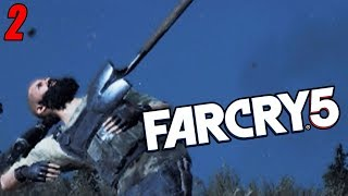 STUNTS & SKUNKS - Teo & Richard Play: Far Cry 5