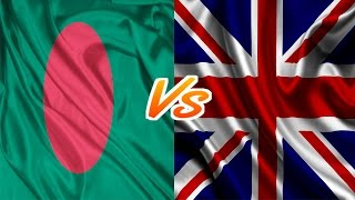 Bangladesh Vs England ICC Cricket World Cup 2015 Match Result (Not a Footage)