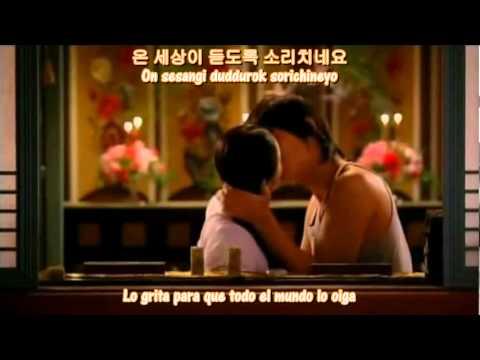 Perhaps Love Mv - Goong Ost (sub Español,romanizacion,hangul) video