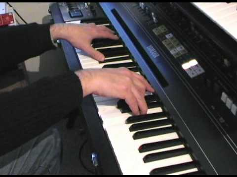Playing Yamaha CS-80 with elkorus and other chorus units Music Videos