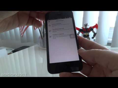 Review of the Talkie Walkie voice chat application Zello for iPhone, Android and computers.