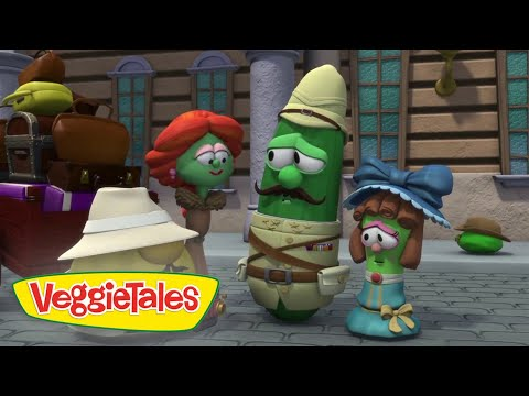 The Penniless Princess Trailer | VeggieTales