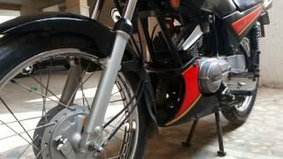 Yamaha rxz 135 chamber sound