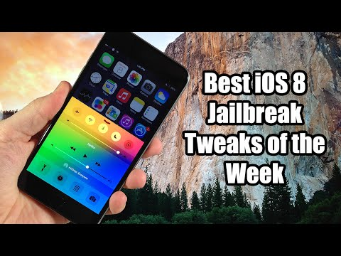Best FREE iOS 8 Jailbreak Tweaks of the Week!