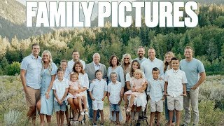 FULL BINGHAM FAMILY PICTURE REVEAL | LAST FAMILY PICTURES WITH MANA AND PAPA FOR 18 MONTHS