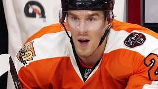 Speechless Flyers have goal called back 23 seconds into game