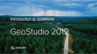 GeoStudio 2019: SIGMA/W Tutorial