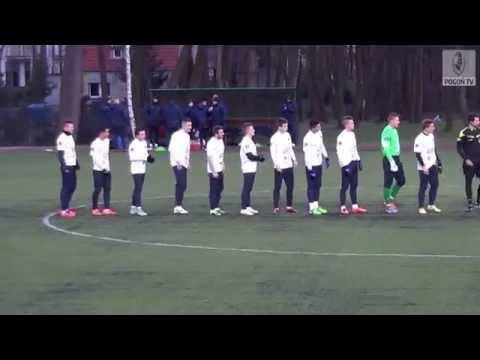 Pogoń Szczecin 5-1 Gwardia Koszalin (BRAMKI)