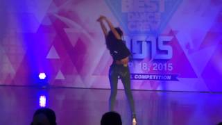 Hong Kong Best Dance Crew Sep 18 2015-Danielle Polonco