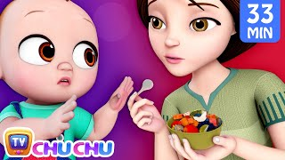 Yes Yes Go to School Song + More ChuChu TV Baby Nursery Rhymes & Kids Songs