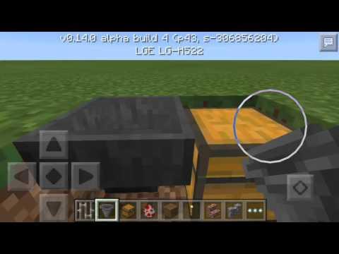 Как сделать автоматическую ферму яиц в майнкрафт пе 0.14.0 самою мини затратную