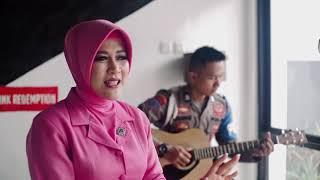 ANJI - MENUNGGU KAMU (OST. Jelita Sejuba ) cover by Santi Agus 98 feat Agung Bayu