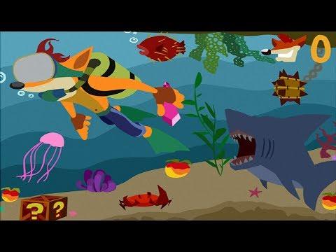Crash Bandicoot Under Pressure/Deep Trouble Music Audio MP3
